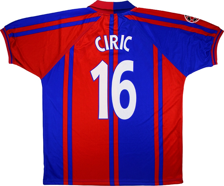 cf47c3dbf03 ... Click to enlarge image  kappa 1997 98 barcelona match worn champions league home shirt ciric b.jpg  ...