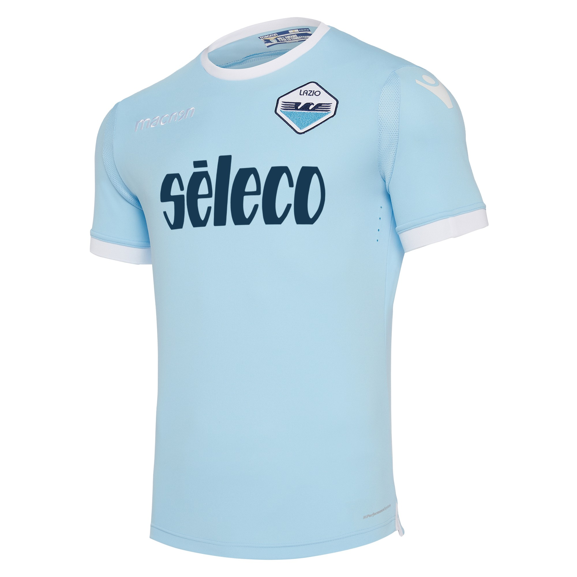 Maison En Kit Bois: Lazio 17/18 Macron Home Kit