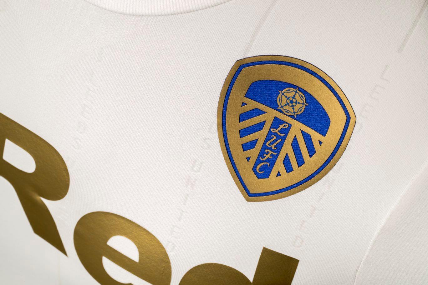 Leeds United: Leeds United 2017-18 Kappa Home Kit