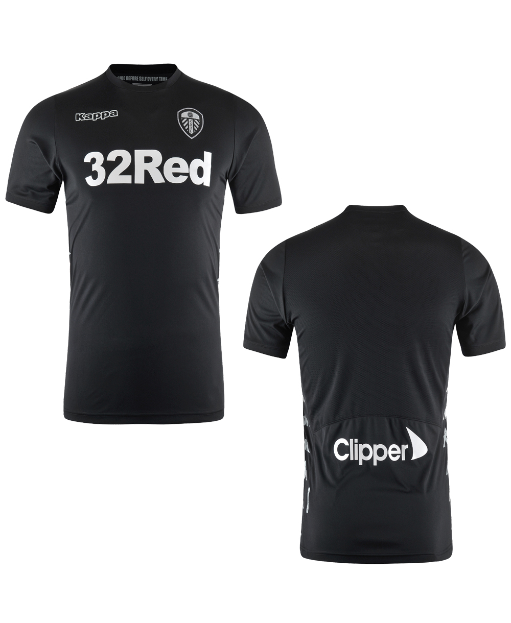 Leeds United 2017-18 Kappa Away Kit | 17/18 Kits | Football shirt blog