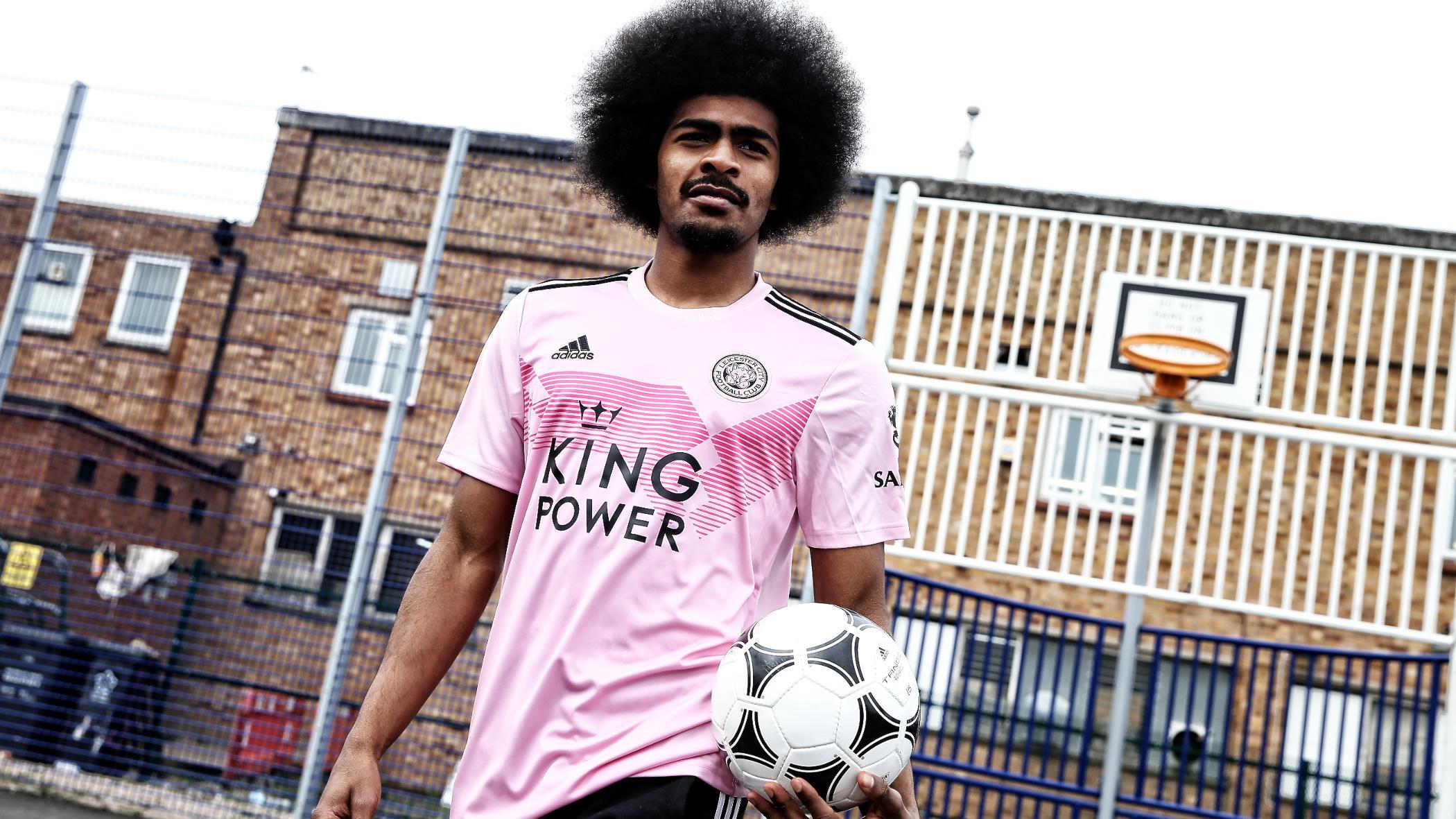 Leicester City 2019-20 Adidas Away Kit