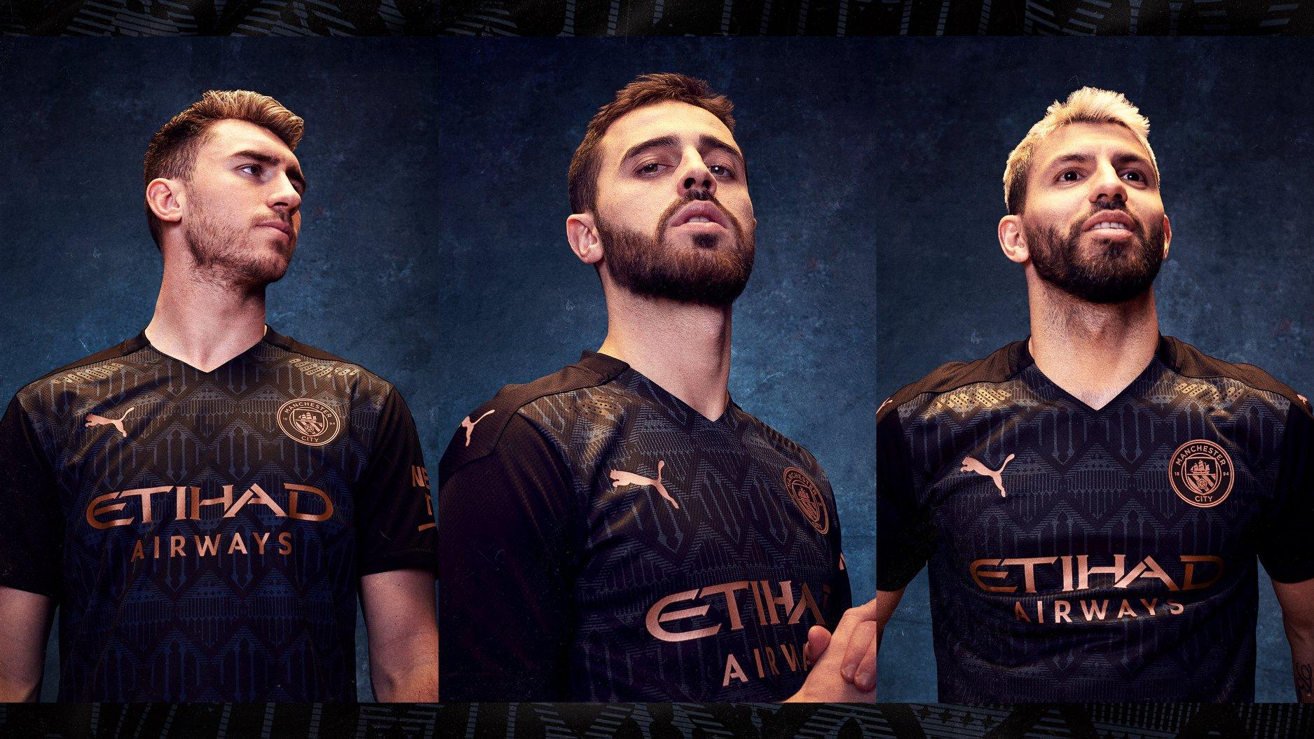 Manchester City 2020 21 Puma Away Kit 20 21 Kits Football Shirt Blog