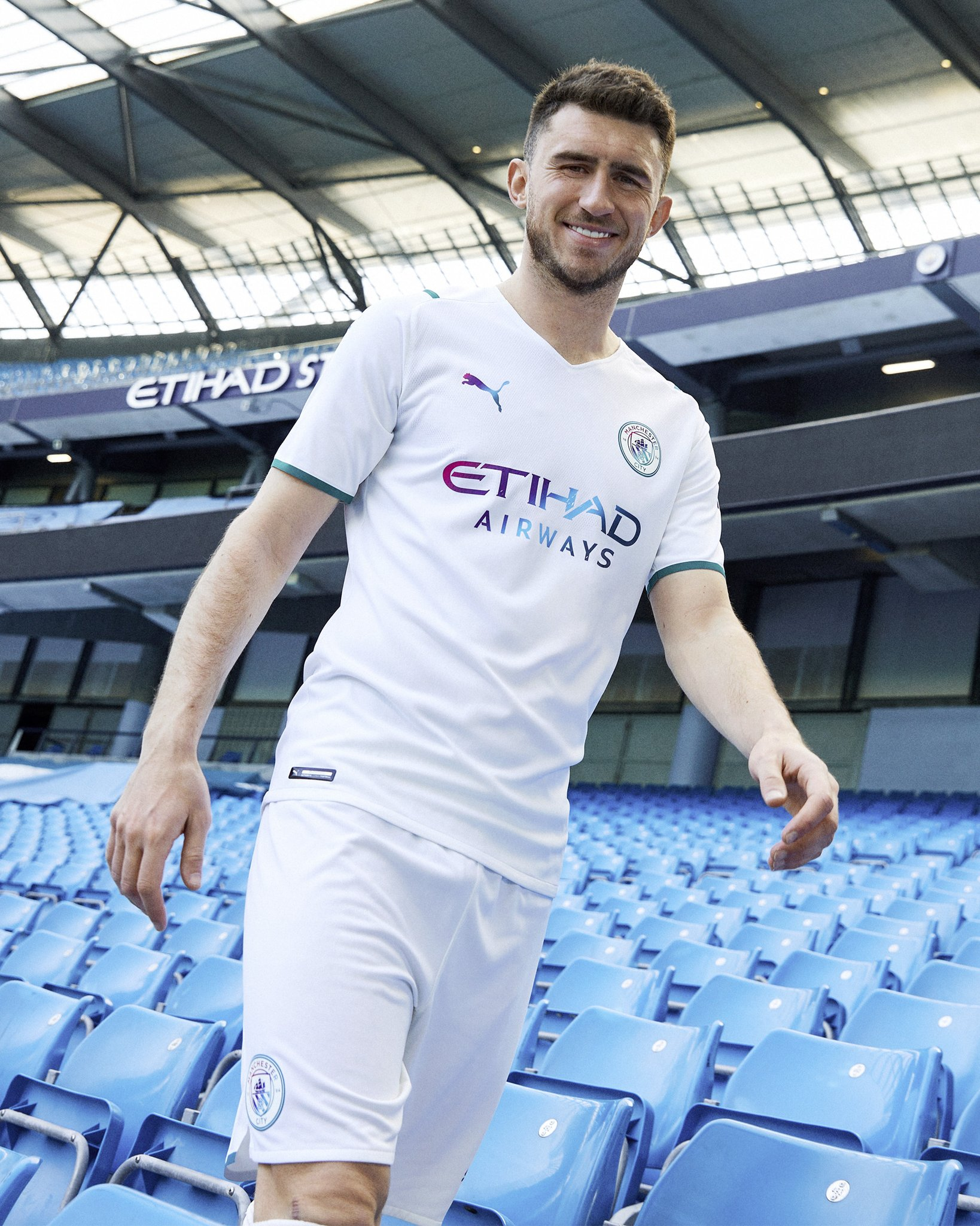 All Of The Manchester City Shirt 2021 22