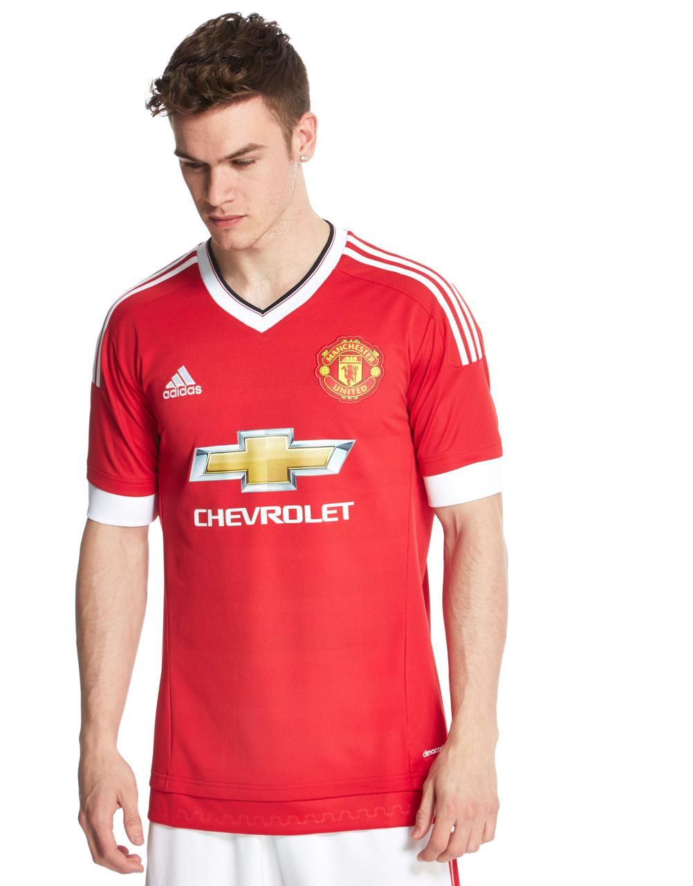 bb427eaae Football Shirt Culture Manchester United 15 16 – EDGE Engineering ...