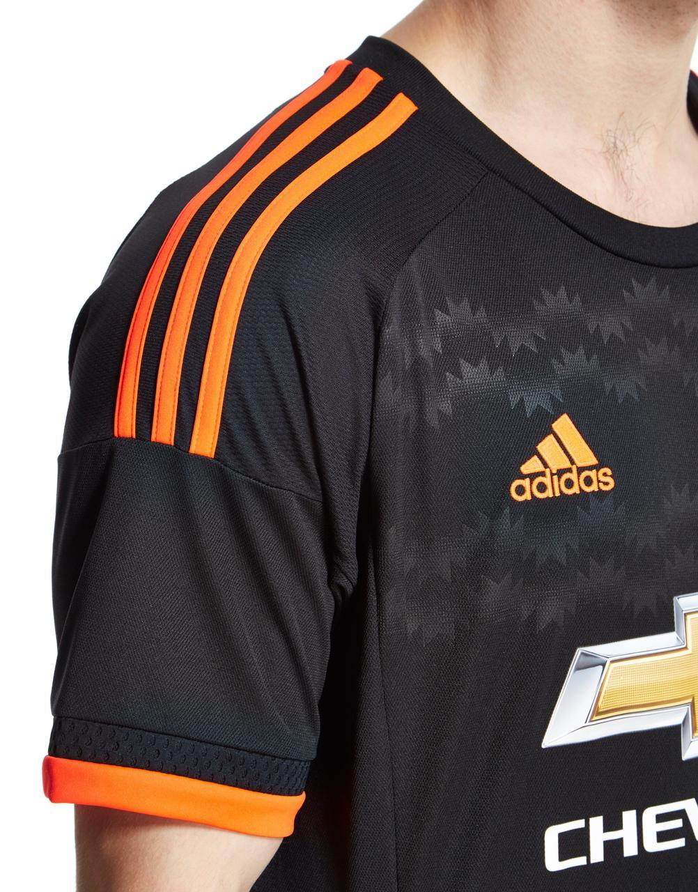 Manchester United 15 16 Adidas Third Kit 15 16 Kits Football Shirt Blog