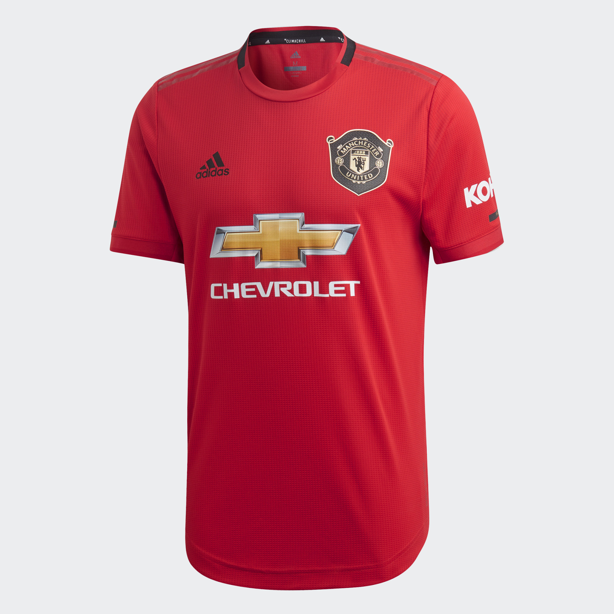 Manchester United 2019-20 Adidas Home Kit | 19/20 Kits ...