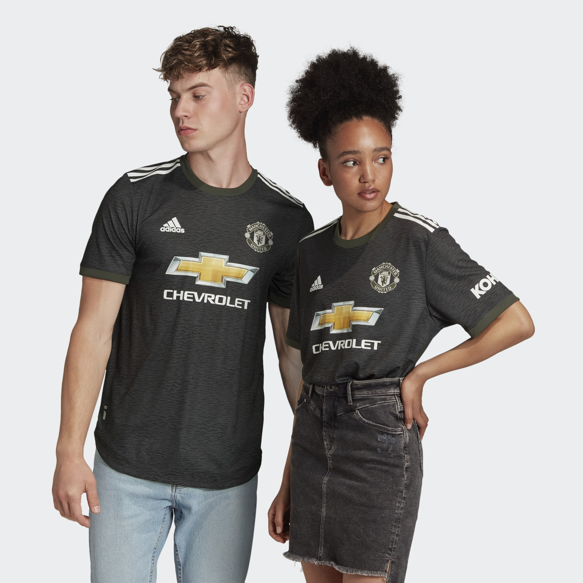 Manchester United 2020 21 Adidas Away Kit 20 21 Kits Football Shirt Blog