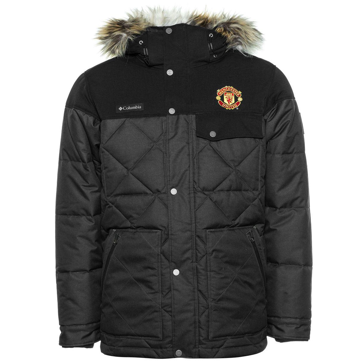 Manchester United x Columbia Jacket Barlow Pass 550 ...