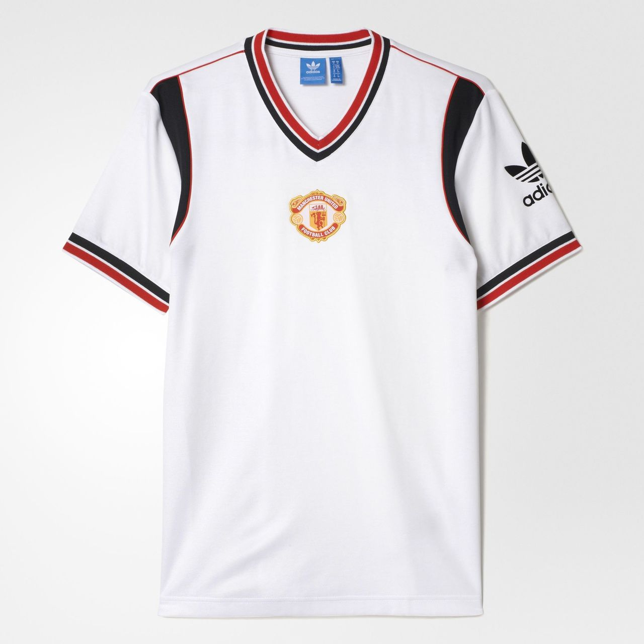 01a83c7b4 Click to enlarge image  manchester united fc 1985 adidas originals away jersey a.jpg ...