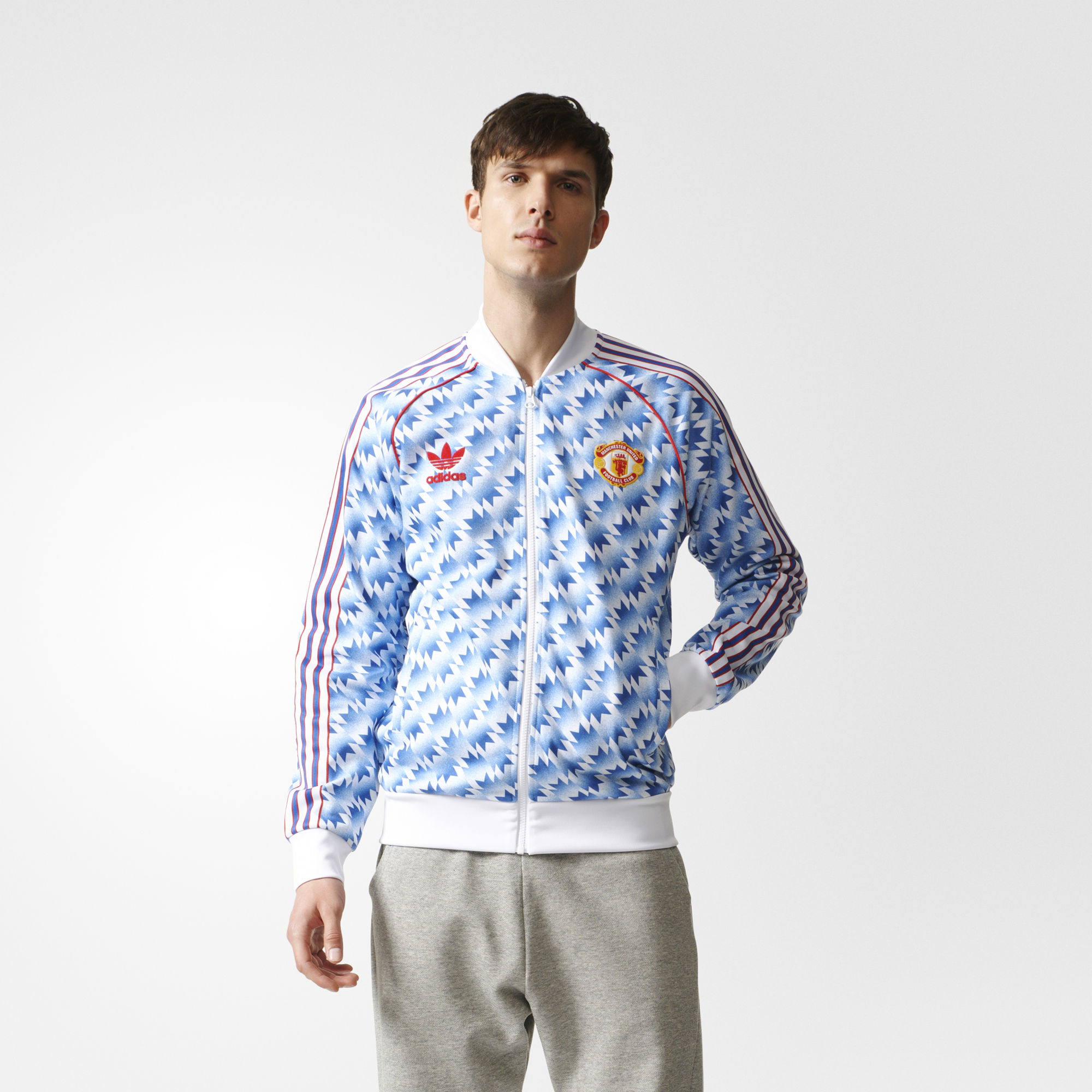 e34c28fa1 Click to enlarge image  manchester united fc adidas originals 90s away jersey track jacket a.jpg ...