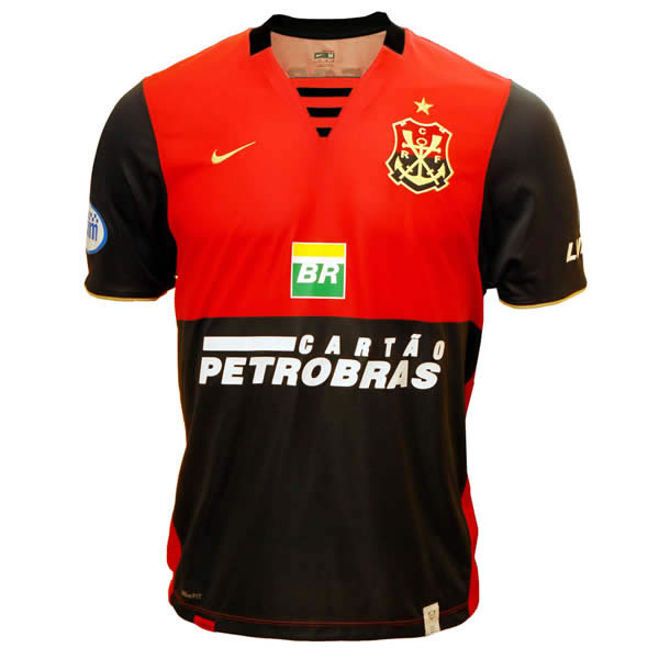 Flamengo unveiled their new 08/09 3rd kit made by Nike.