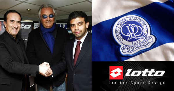 Queens Park Rangers Football Club are delighted to announce next season's Official Kit Supplier will be Lotto Sport Italia.