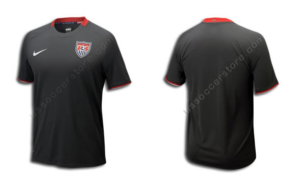 New US away shirt 08/09 made by Nike