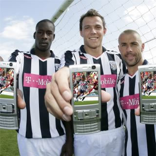 West Brom look for a new shirt sponsor for 08/09
