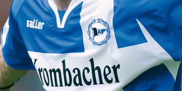 The German Bundesliga team, Arminia Bielefeld and their sports equipment manufacturer, Saller have agreed on the extension of their current contract