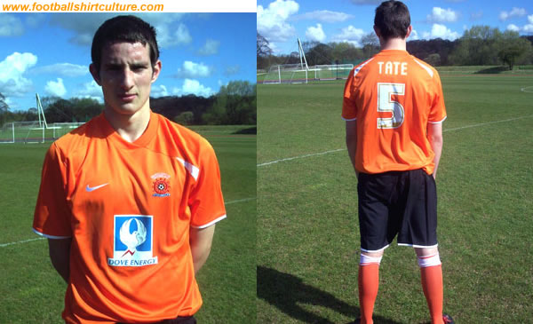 Hartlepool United kit design 3