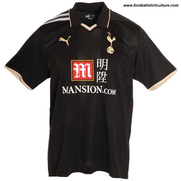 wholesale dealer d4129 c1c4d Tottenham Hotspur 08/09 home away 3rd Puma kits | 08/09 kits ...