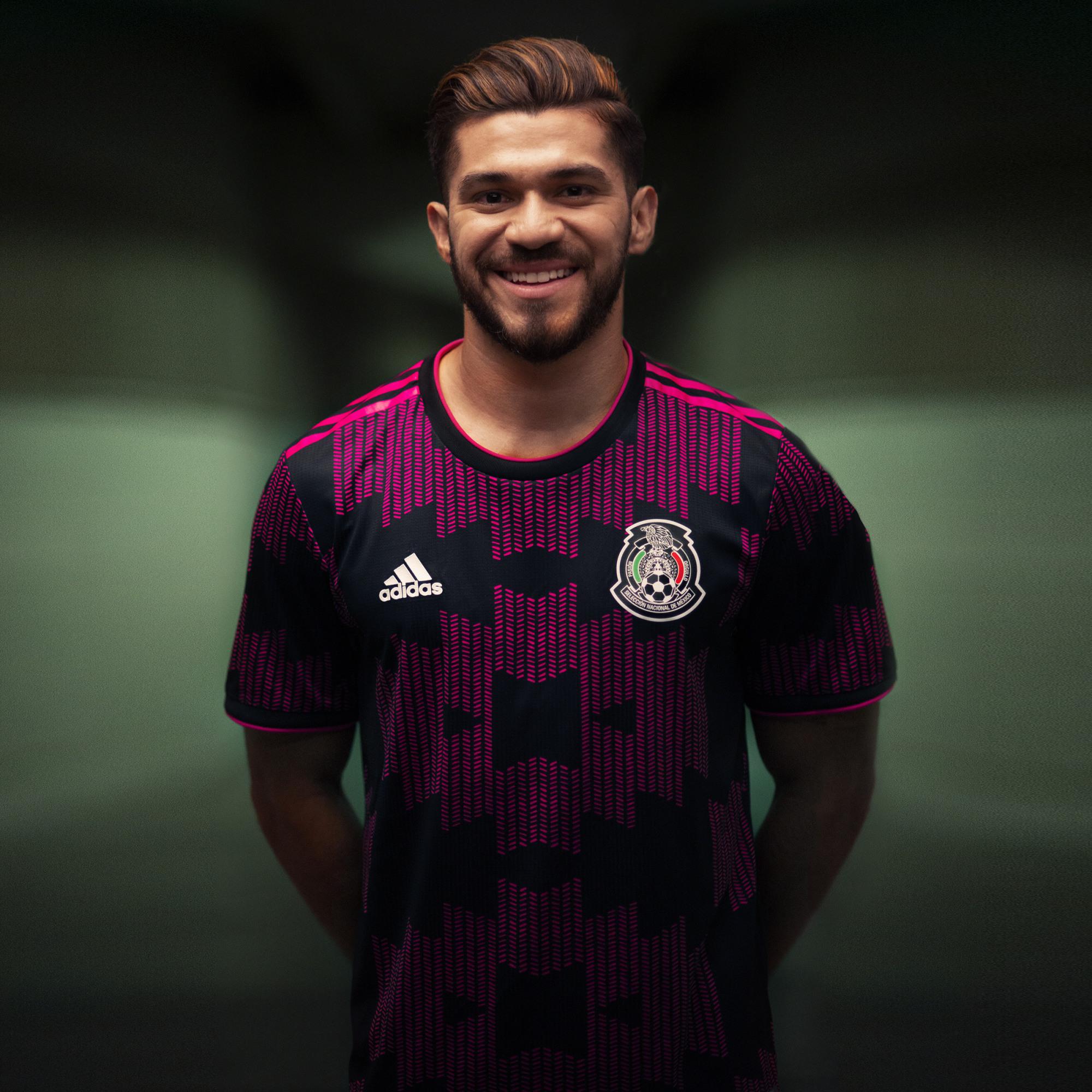 Mexico 2021/22 Adidas Home shirt   20/21 Kits   Football shirt blog