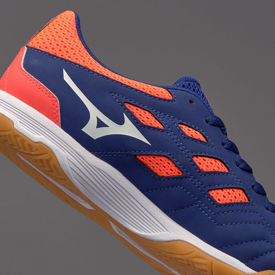Mizuno Sala Classic 2 In Blueprint Wthite Fiery Coral Daftar Harga Sepatu Futsal Yellow White