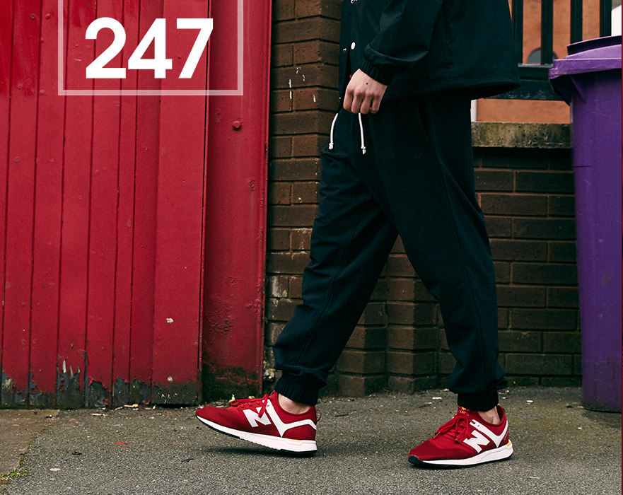 new balance 247 liverpool trainers