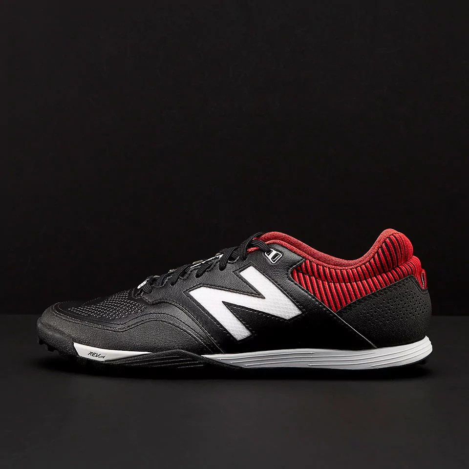 separation shoes 876a2 5370a New Balance Audazo 2.0 Pro TF - Black / Red | Equipment | Football ...