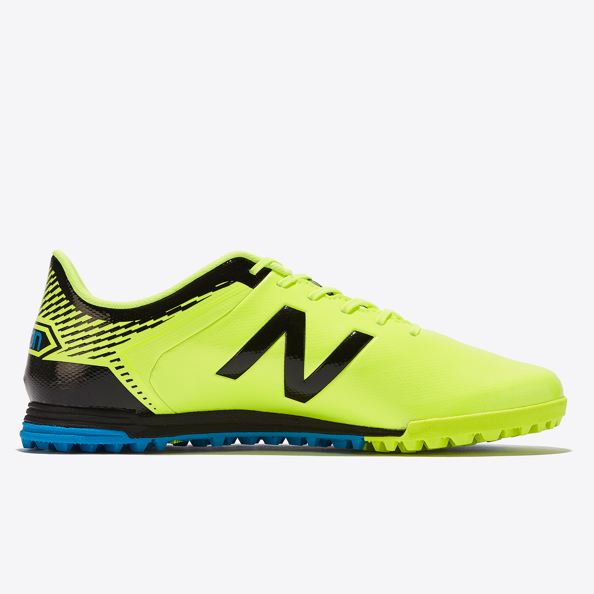 New Balance Furon 3.0 Dispatch TF - Hi-Lite / Maldives Blue / Black
