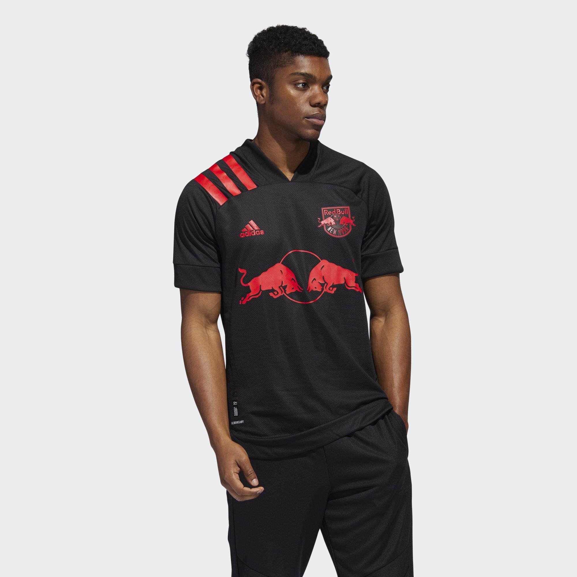 New York Red Bulls 2020-21 Adidas Away Kit | 20/21 Kits | Football ...