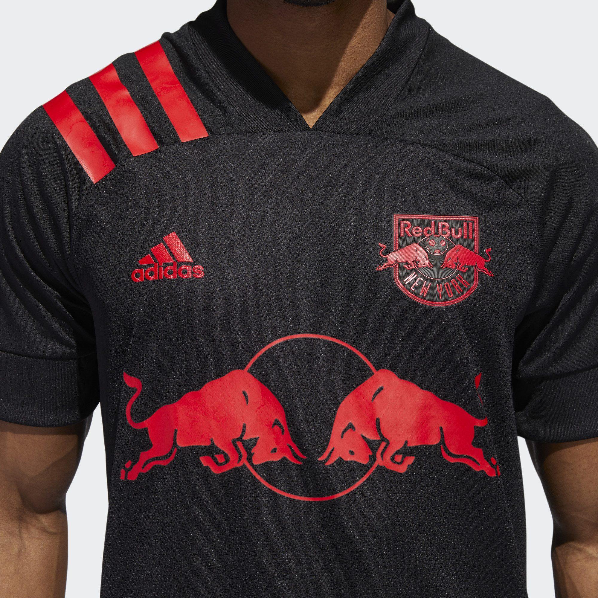 New York Red Bulls 2020-21 Adidas Away Kit   20/21 Kits   Football ...