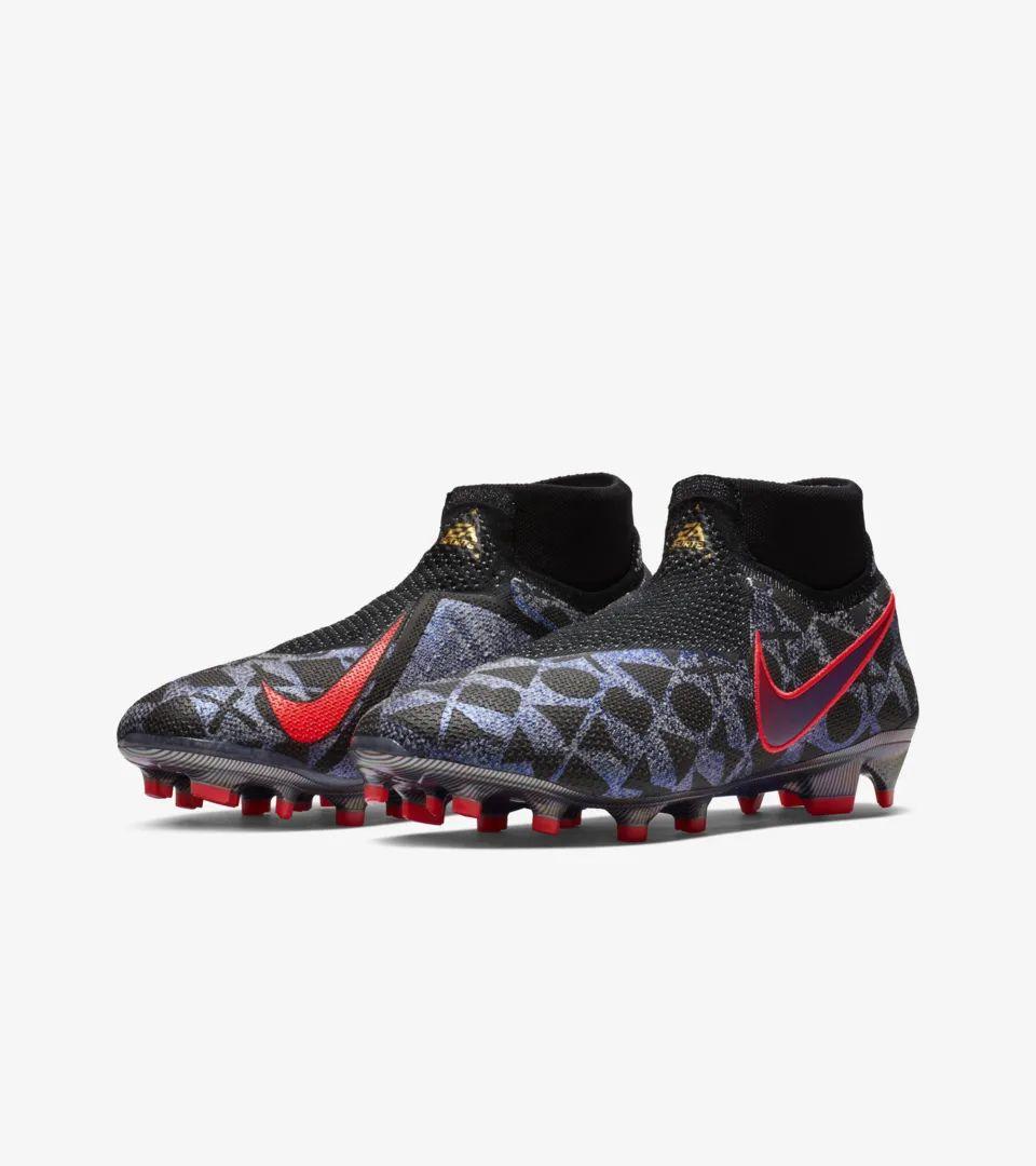 Nike Ea Sports Phantomvsn White Bright Crimson