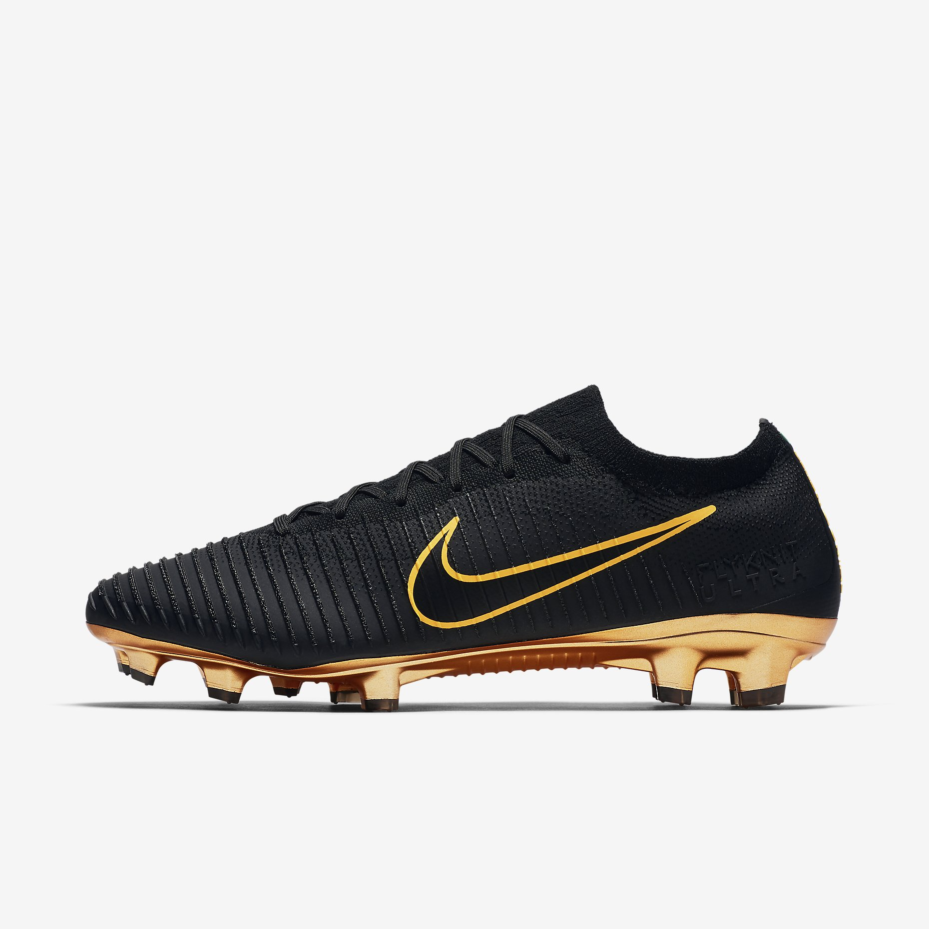 5a327e3ca642b ... black metallic gold colourway. Buy now · Click to enlarge image  nike flyknit ultra fg black metallic vivid gold black a.jpg ...