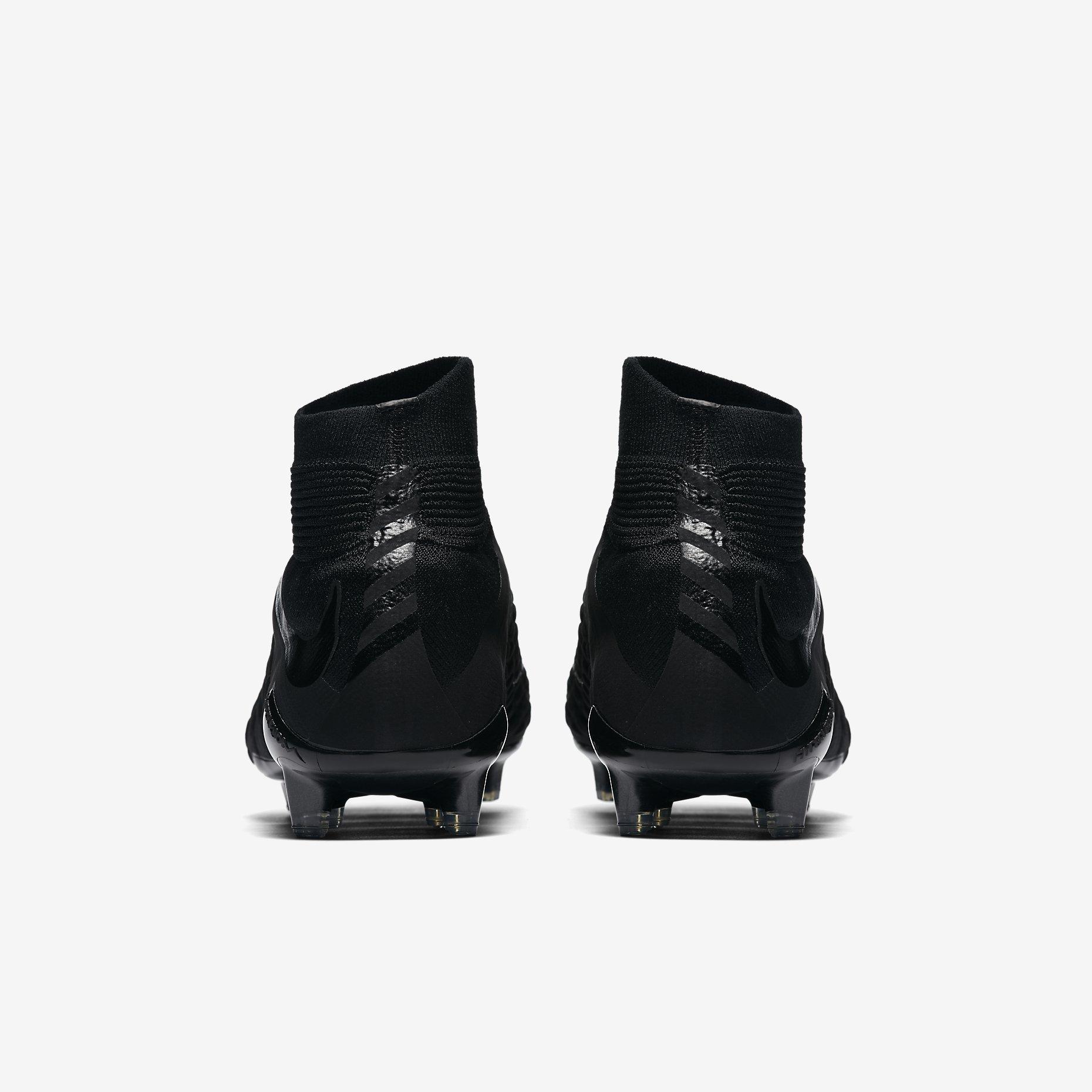 Deshabilitar De Verdad Al frente  Nike Hypervenom Phantom 3 DF FG Academy Pack - Black / Black / Black |  Football boots | Football shirt blog