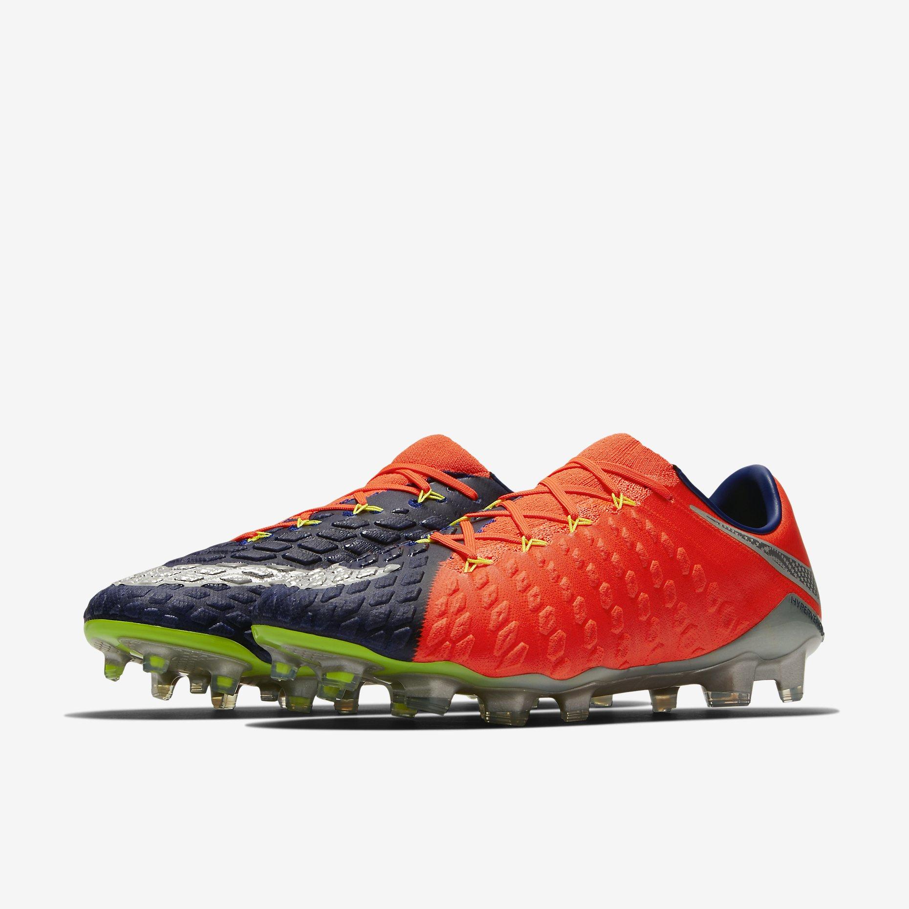 1edf2d45b Nike Hypervenom Phantom 3 FG Time To Shine - Deep Royal Blue / Total Crimson  / Bright Citrus / Chrome