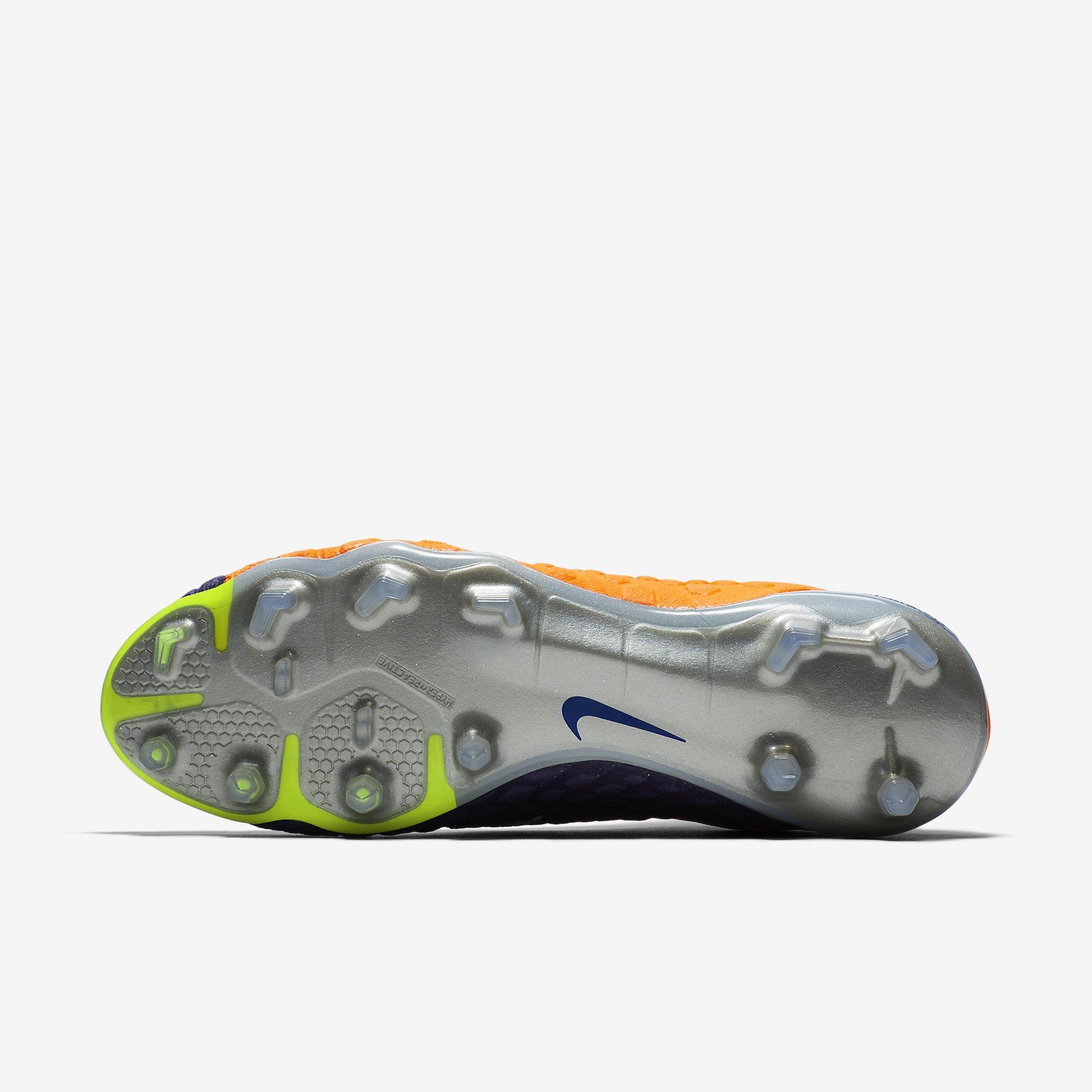 8b7cba785 Nike Hypervenom Phantom III Dynamic Fit FG Time To Shine - Deep Royal Blue  / Total Crimson / Bright Citrus / Chrome