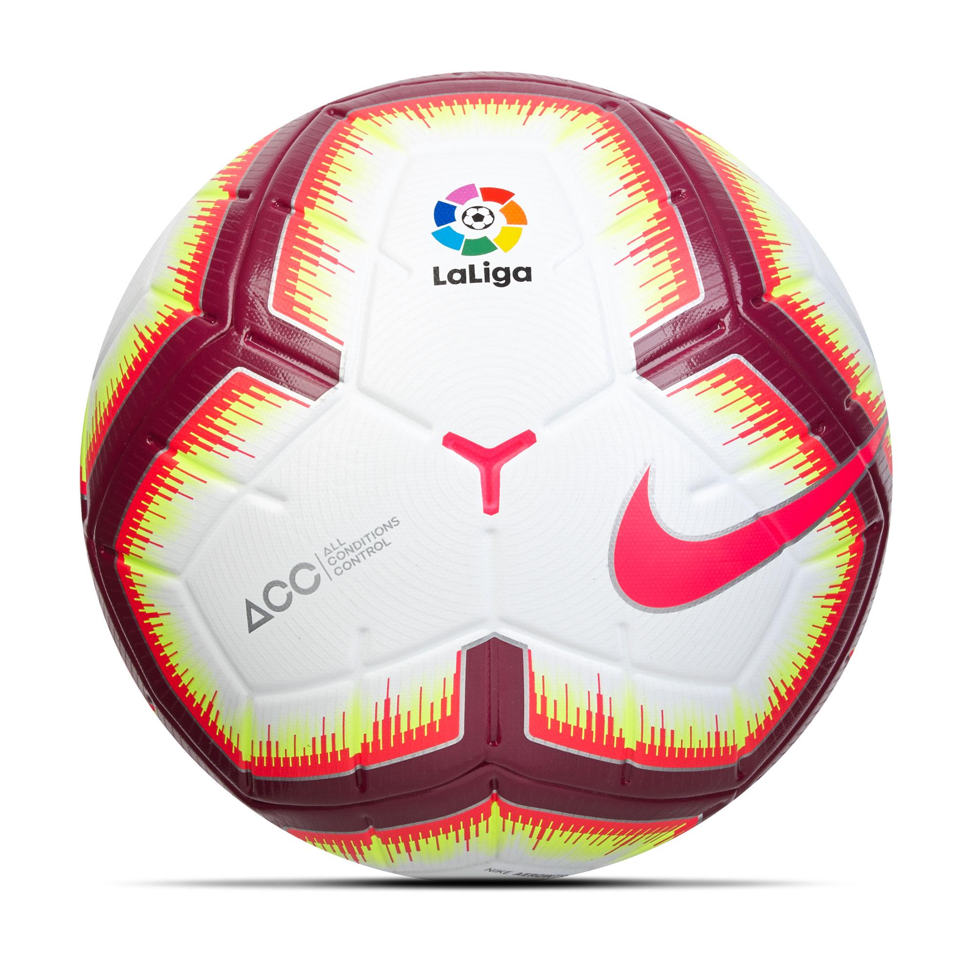 La Liga: Nike 18/19 La Liga Merlin Official Match Football
