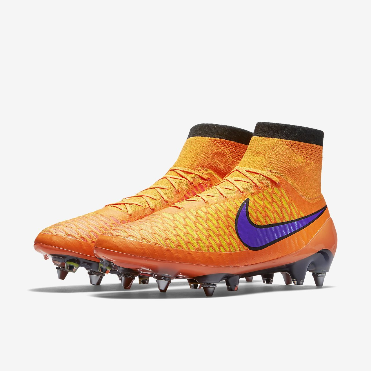 nouveau produit 10836 7aed3 Nike Magista Obra SG-Pro Boots - Intense Heat Pack - Total ...