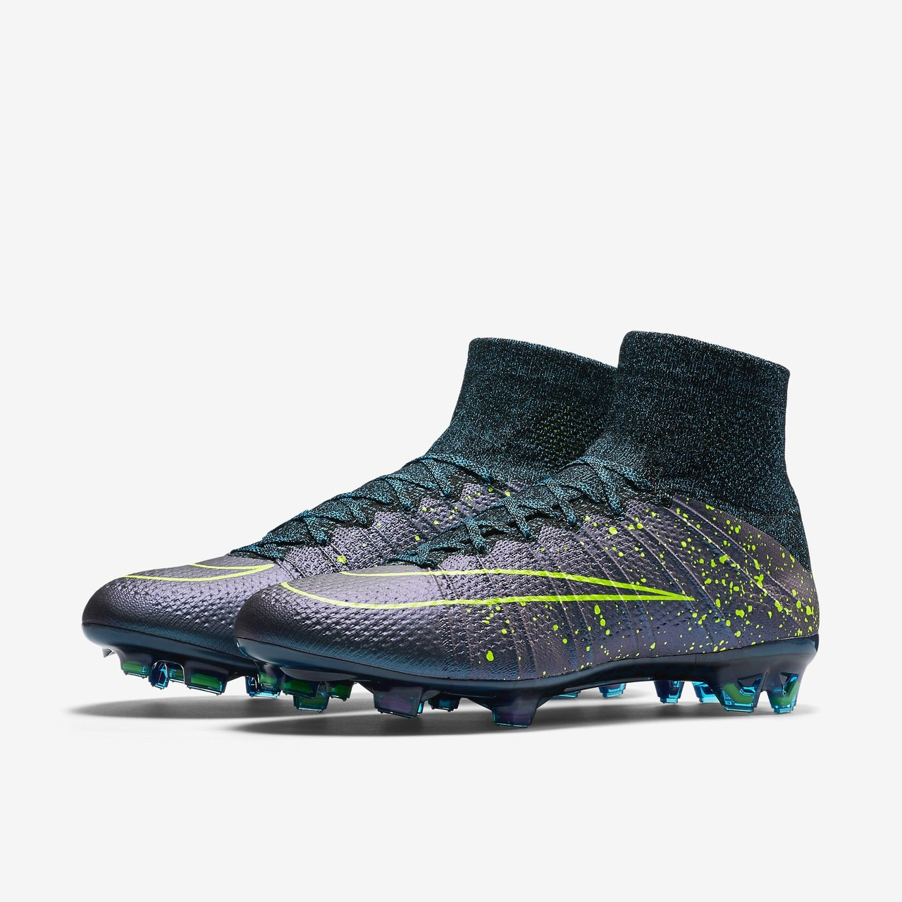 reputable site b7a30 4ca35 Nike Mercurial Superfly FG - Electro Flare Pack - Squadron ...
