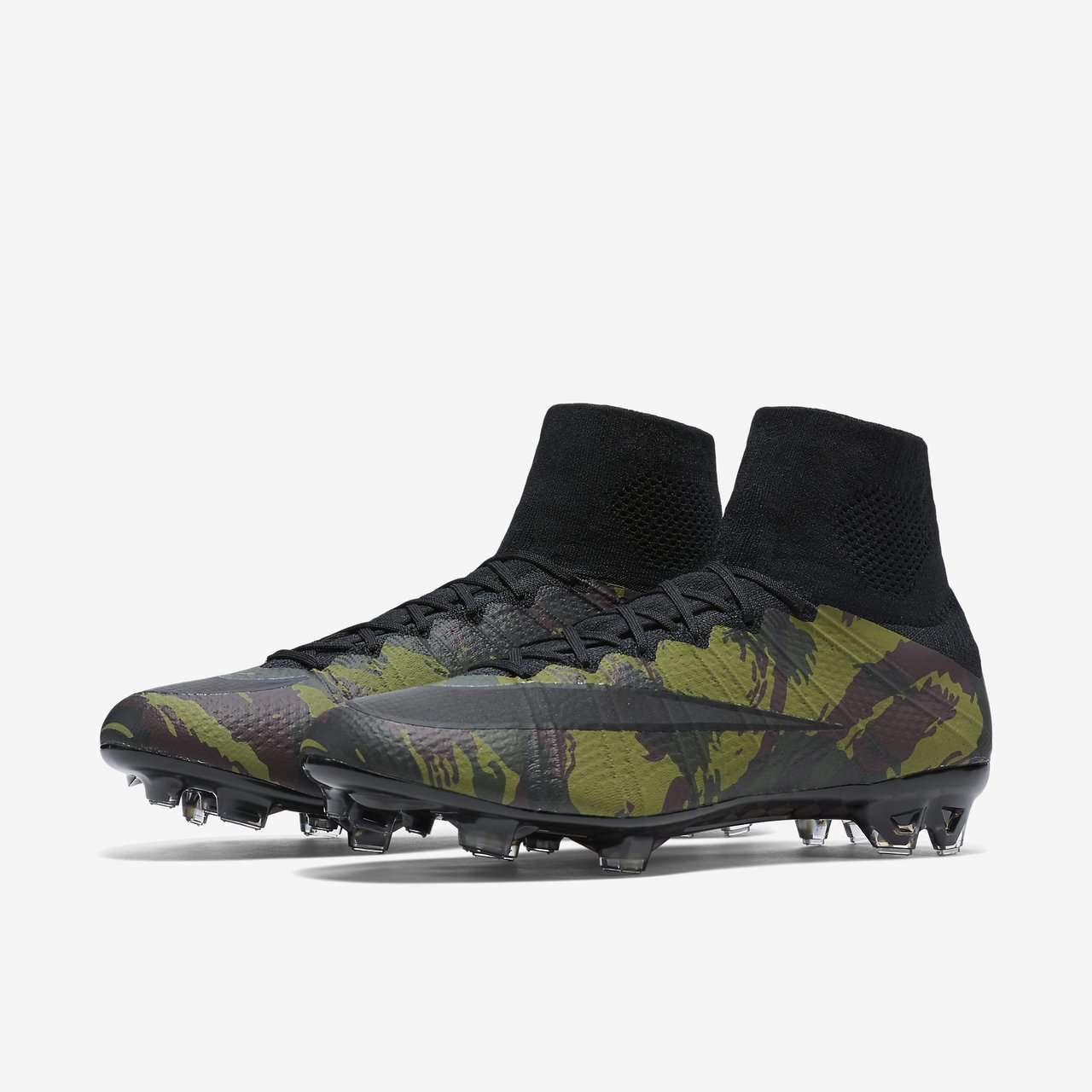 359514895af7 Nike Mercurial Superfly SE FG - Camo Pack - Alligator   Mahogany ...