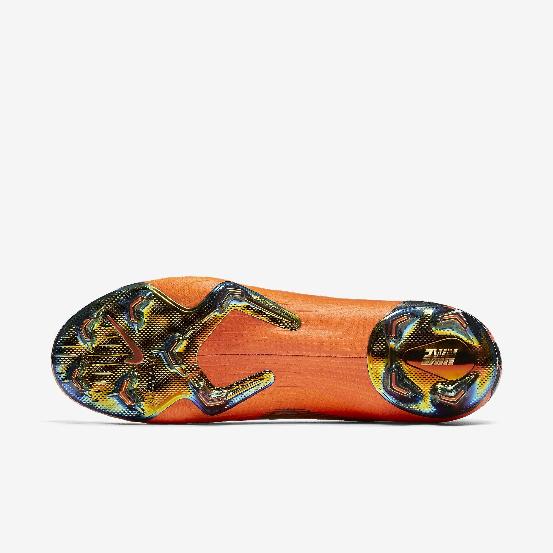 Nike Mercurial Superfly 360 Elite FG - Total Orange / Total Orange / Volt /  White