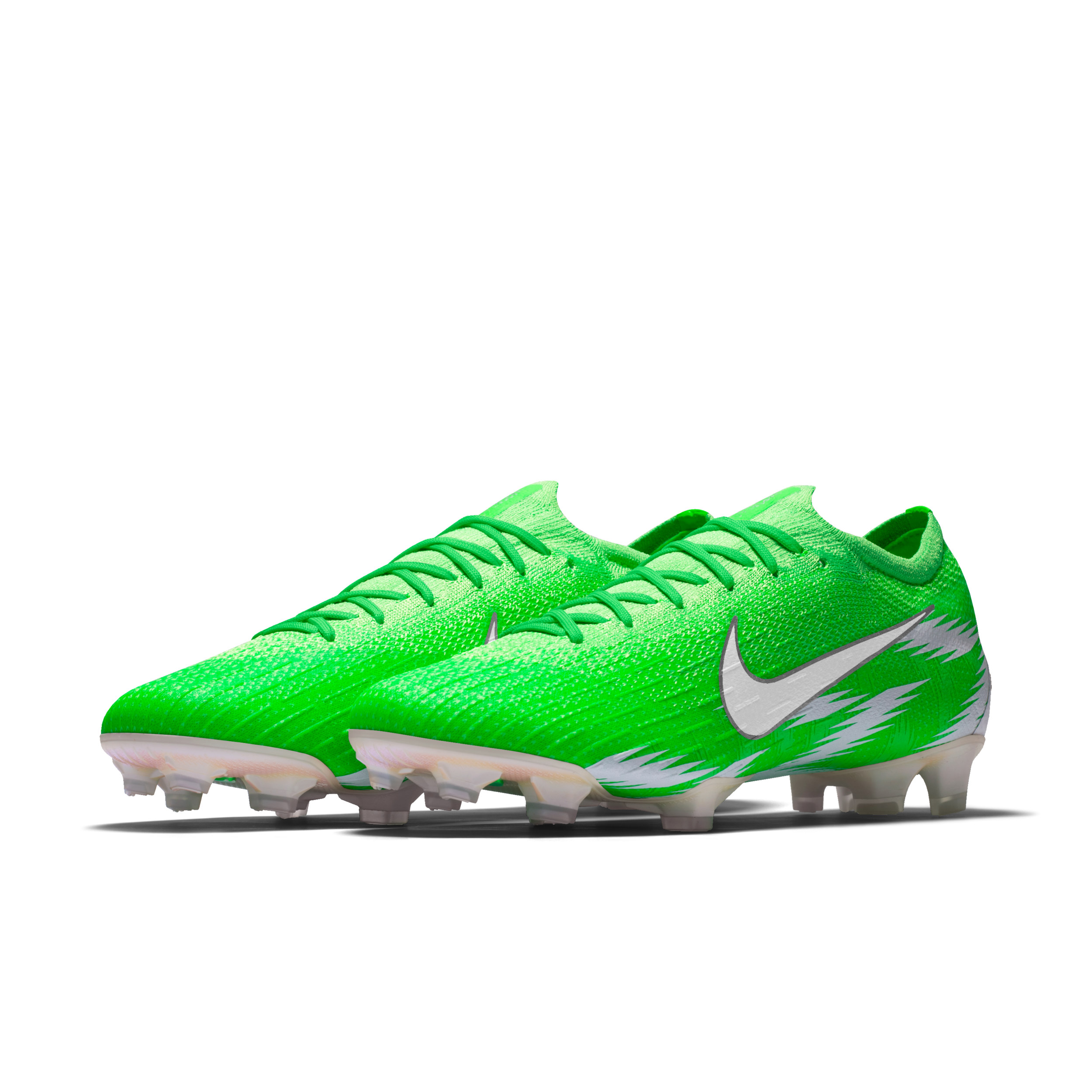best website 8bc8a 3432a Nike Mercurial Vapor 360 Elite FG Naija Premium iD - Green ...