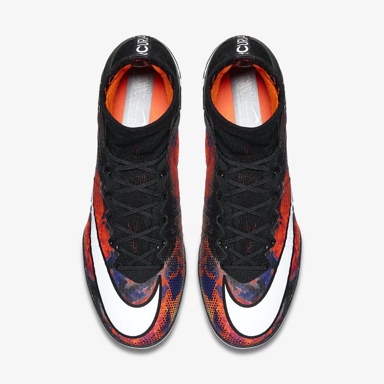 b88ce7c36 ... get nike mercurialx proximo cr7 lava ic indoor high soccer shoes 795f4  9e178