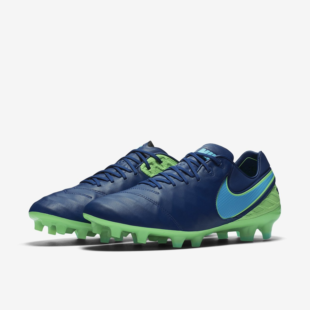 promo code 014f5 0e775 Nike Tiempo Legend VI FG - Floodlights Pack - Coastal Blue ...