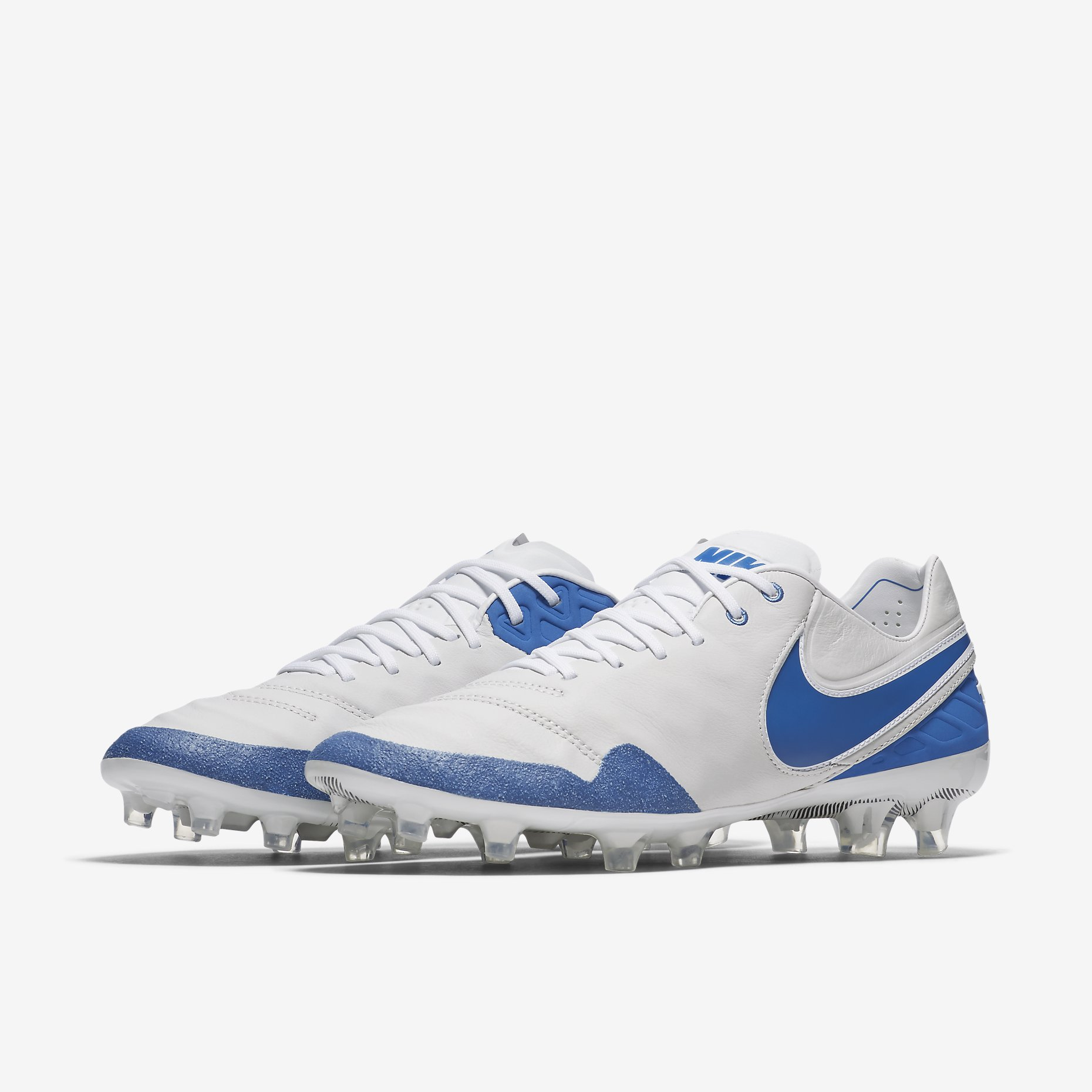 Nike Tiempo Legend White And Blue Nike Tiempo Legend Vii Fg  a3545f2ae