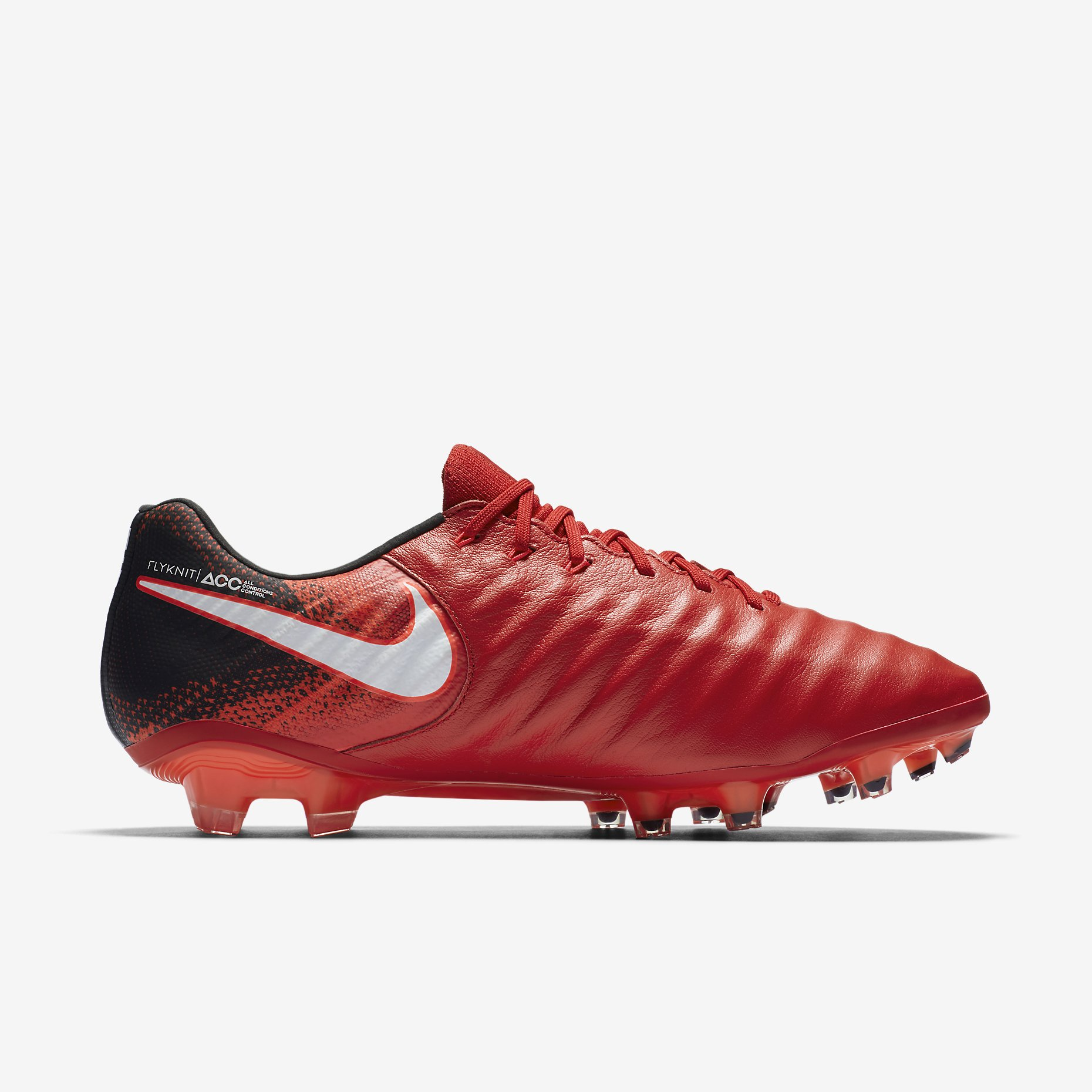 reputable site 4afe0 af60b Nike Tiempo Legend VII FG Fire & Ice - University Red ...