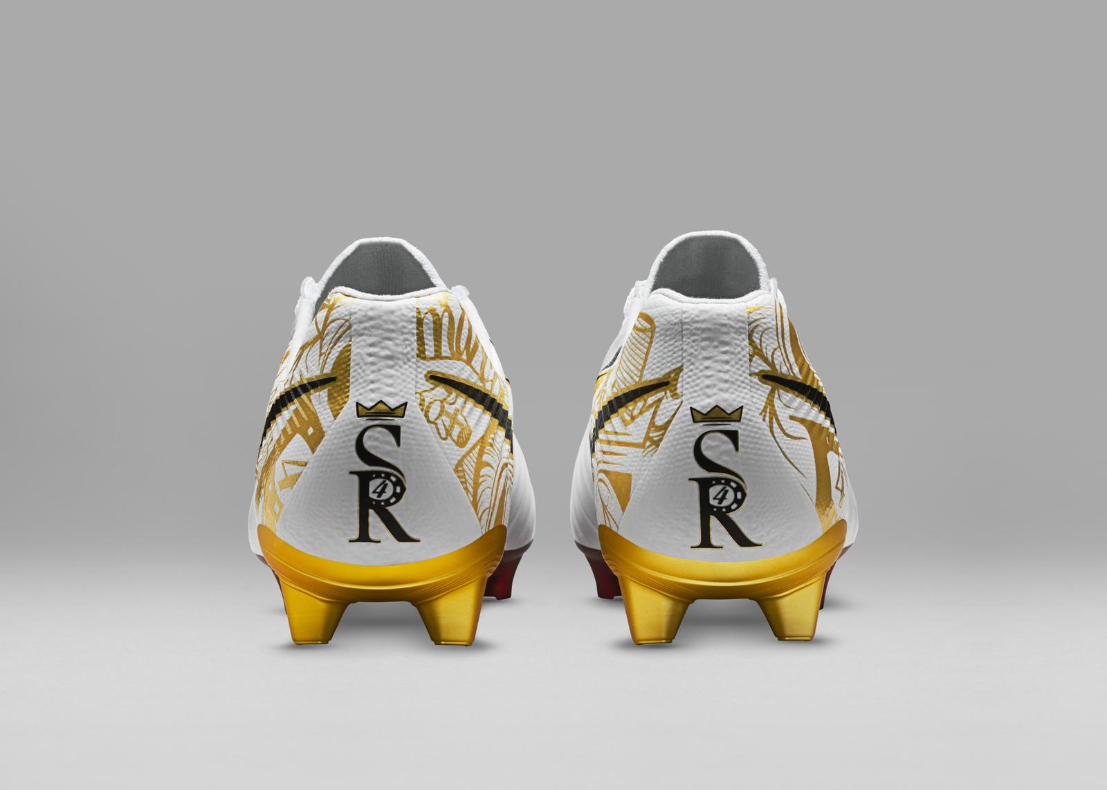 Nike Tiempo Legend VII SE FG Sergio Ramos White Metallic