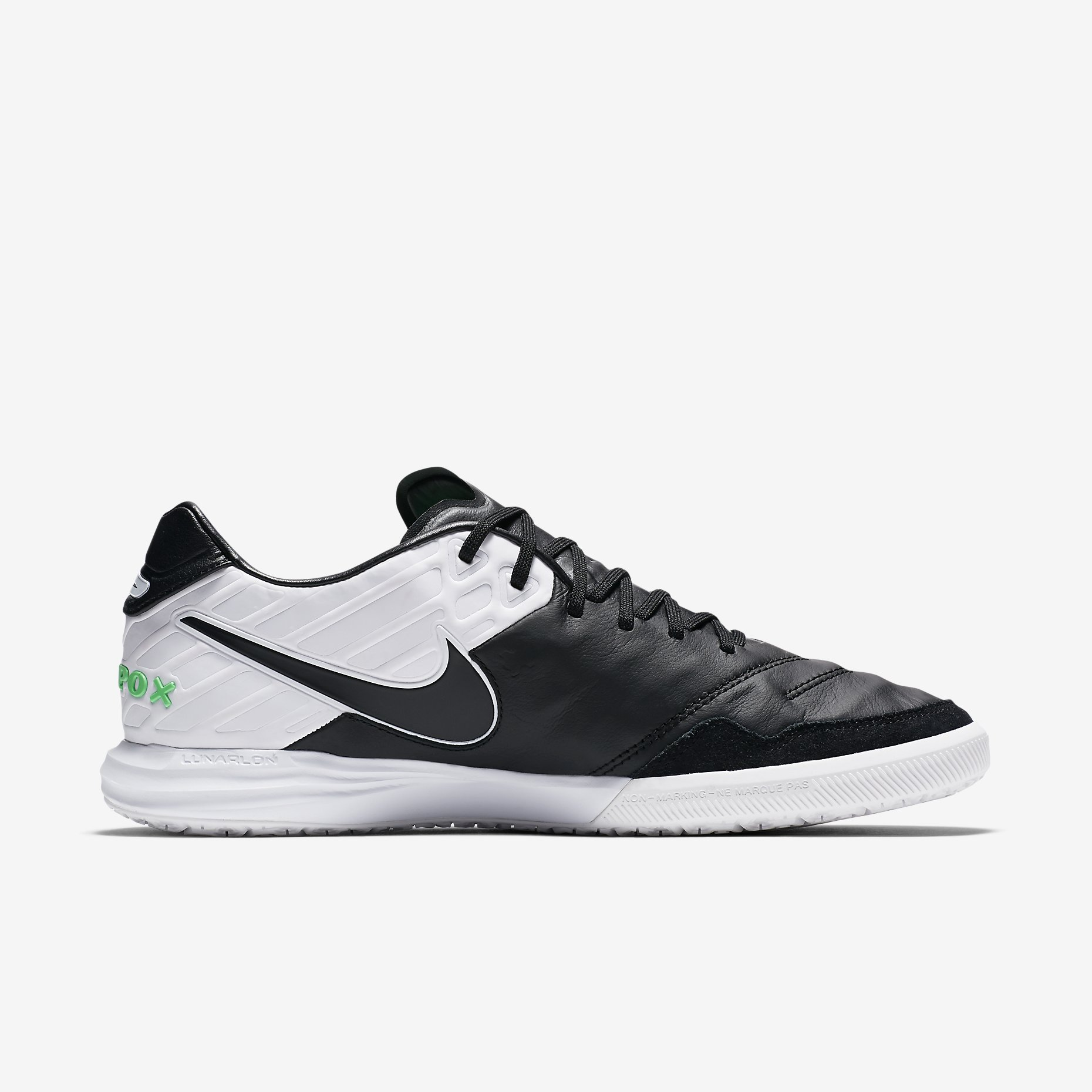 online store 41036 b7c5f ... trainers shoes  nike tiempox proximo ic chasing shadows black electro  green white