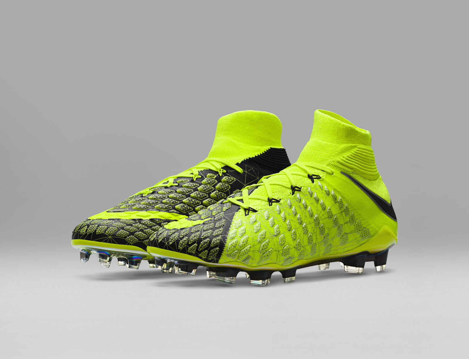 best loved 4fdc9 9f7e5 Nike x EA SPORTS Hypervenom Phantom 3 DF FG - Volt / Black ...