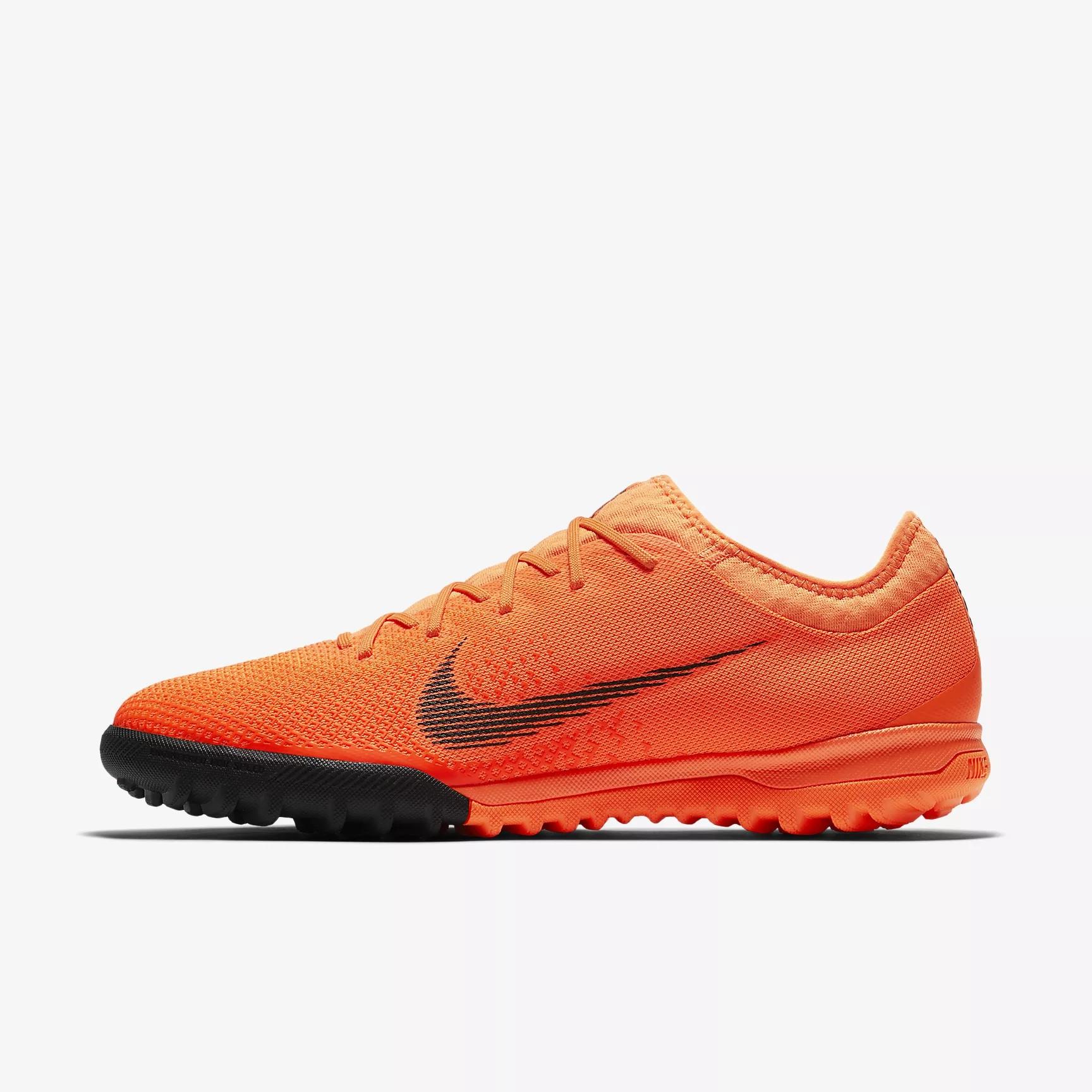 8239dbcc399 Click to enlarge image  nike mercurialx vapor xii pro tf total orange total orange volt white a.jpg  ...