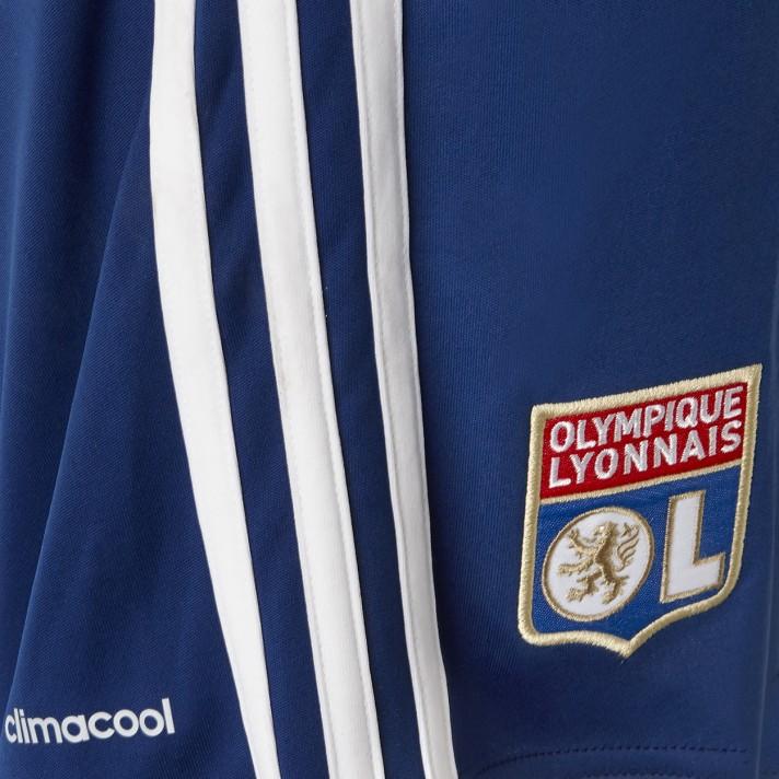 new product 95eef 45830 Olympique Lyon 16/17 Adidas Away Kit | 16/17 Kits | Football ...