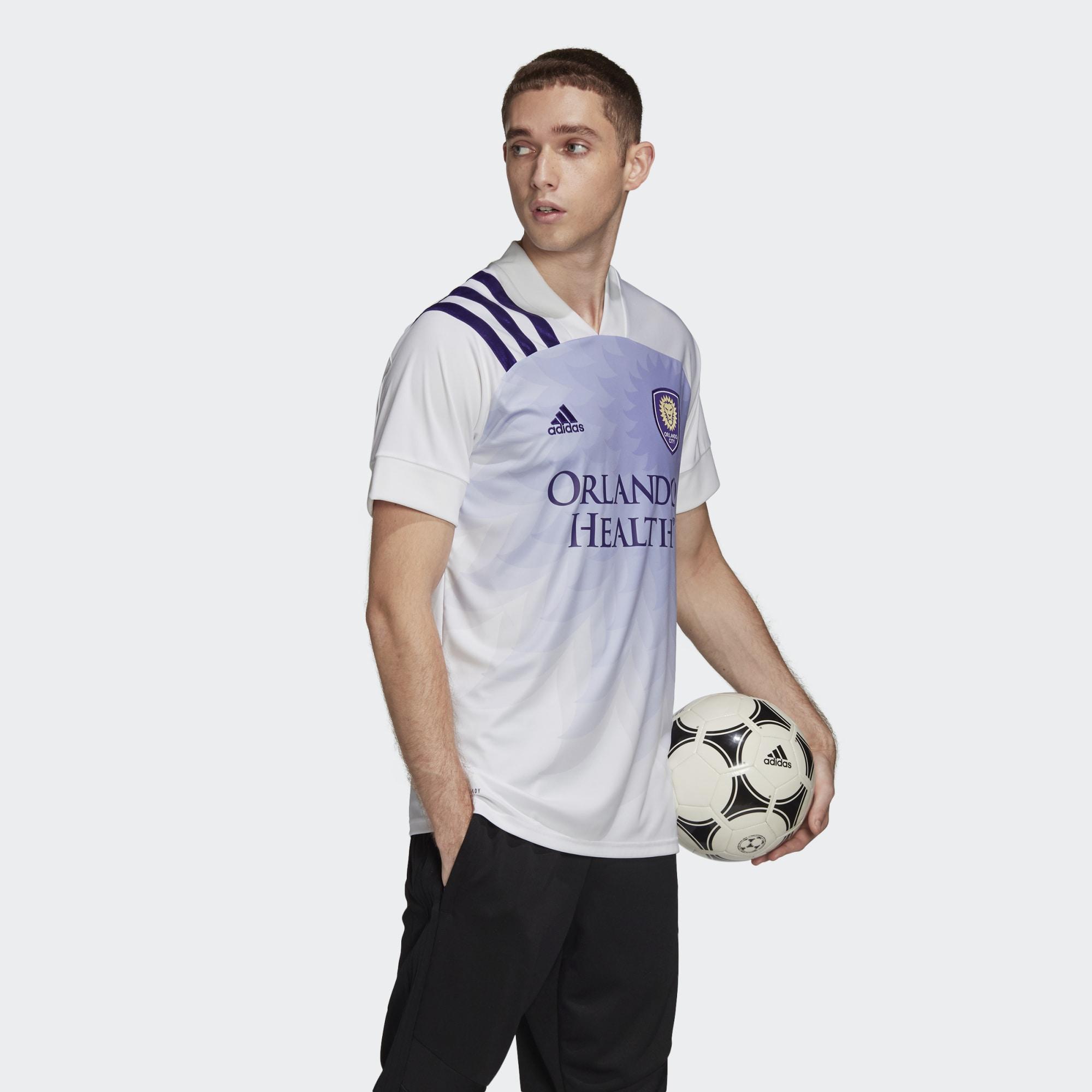 Orlando City 2020-21 Adidas Away Kit   20/21 Kits   Football shirt ...