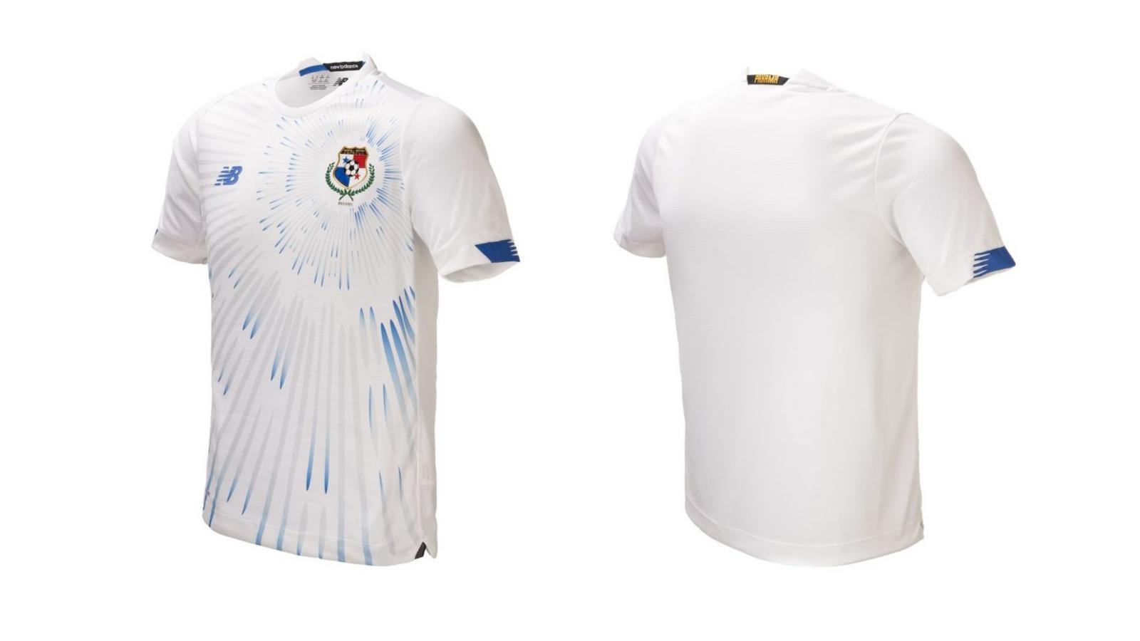 Panama 2021-22 New Balance Away Shirt   20/21 Kits   Football ...